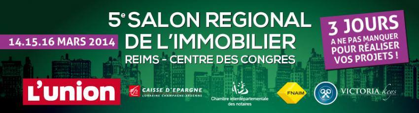 Salon immobilier reims for Babeau seguin reims
