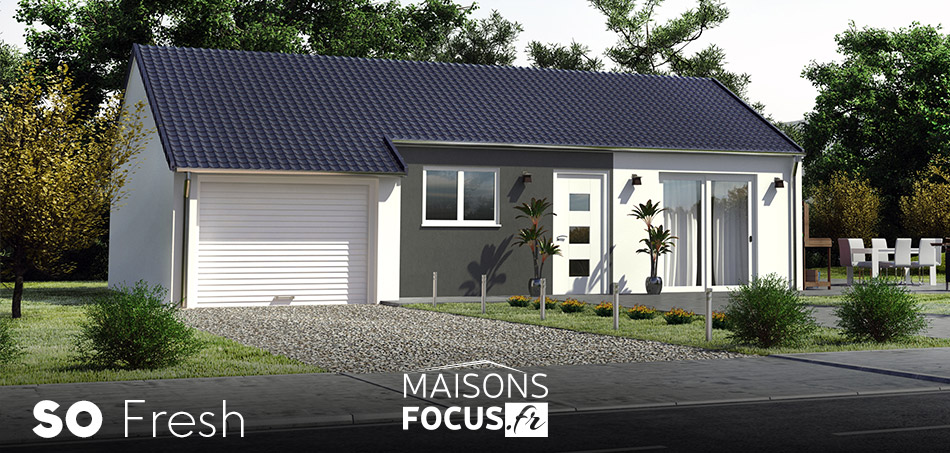 Enduit Maison Focus 75 So Fresh