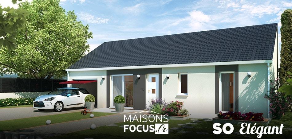 Enduit Elégant maison Focus 80