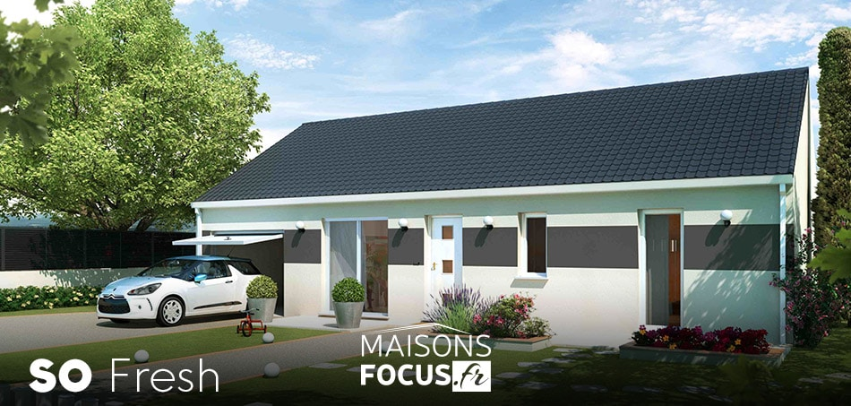 Enduit Fresh maison Focus 80