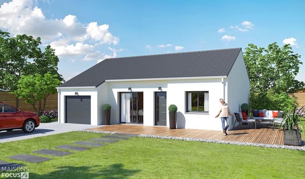 d0d359bf7461b Focus 75 : Plan maison low cost 3 chambres