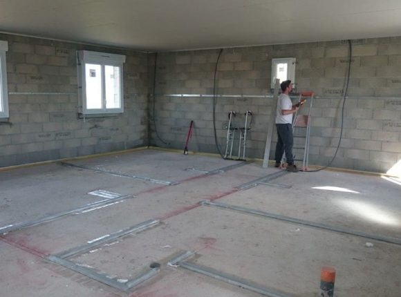 Coulisse construction Maisons Focus TV 3