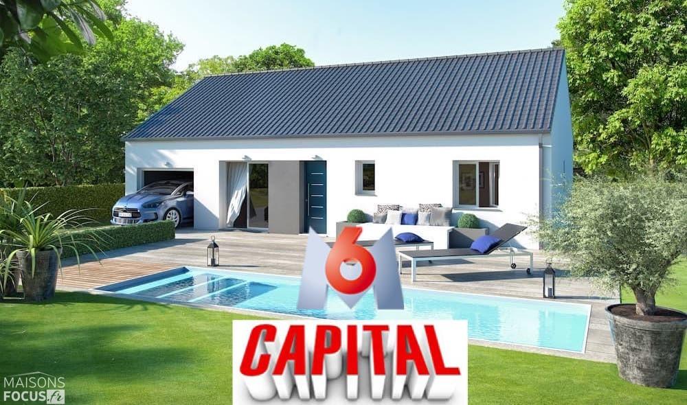 capital m6 faire construire sa maison pas ch re. Black Bedroom Furniture Sets. Home Design Ideas
